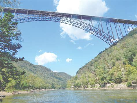 s day bridge west virginia natives take on bridge day 2016