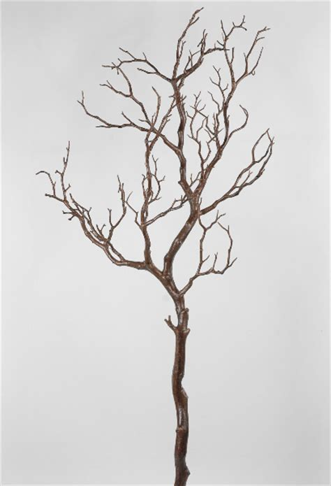 artificial manzanita branches brown 38 5in