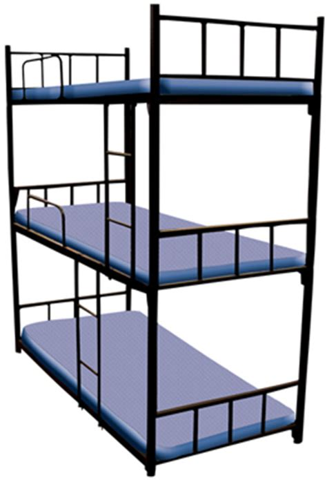3 Tier Bunk Bed In Chembur Mumbai Manufacturer And 3 Tier Bunk Beds