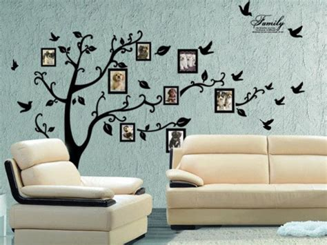 self adhesive wall stickers photos tree tree children living room bedroom wall stickers backdrop self adhesive wallpaper