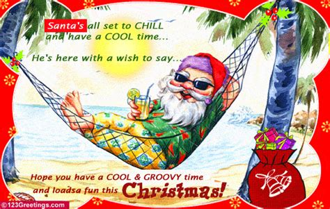 loadsa fun  christmas  summer ecards greeting cards