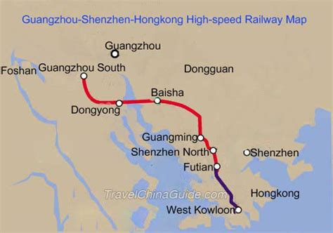 guangzhou shenzhen hong kong high speed train