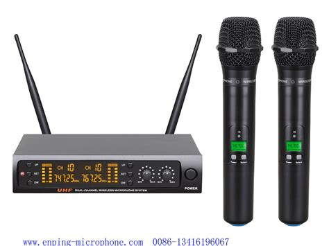 Rechargeable Ls Sale by Ls 975 Muti Channel Wireless Microphone System Uhf Ir