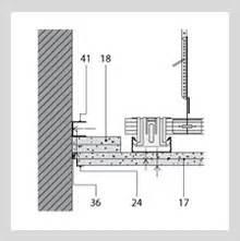 abgehängte decke detail decken mit rigips abhangen schattenfuge innenraum und m 246 bel