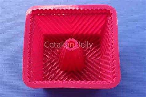 Cetakan Kue Puding Big Aster Berkualitas cetakan silikon kue puding neo square cetakan jelly
