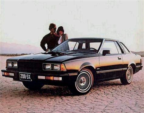 nissan datsun 200sx 1982 datsun 200sx datsun nissan