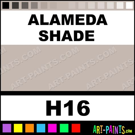 alameda shade casual colors spray paints aerosol decorative paints h16 alameda shade paint