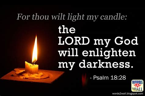bible verses about light the lord my god will enlighten my darkness free bible