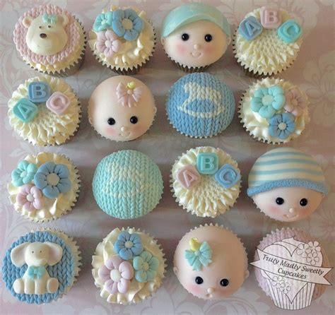 Baby Shower Cupcakes by Baby Shower Cupcakes