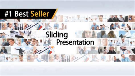 Sliding Presentation Final Cut Pro X Template Cut Pro X Slideshow Template