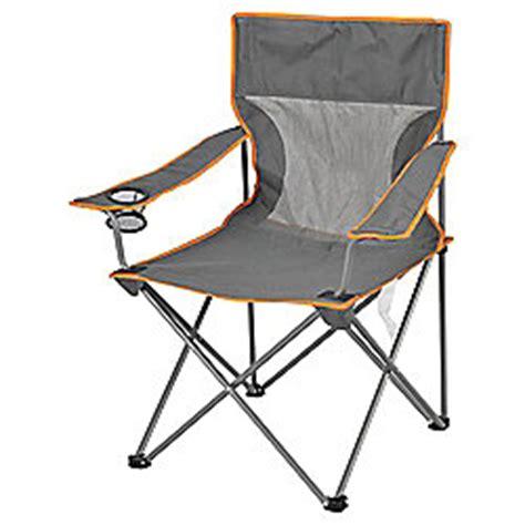 fold up cing chairs tesco buy tesco airflow folding cing chair grey large