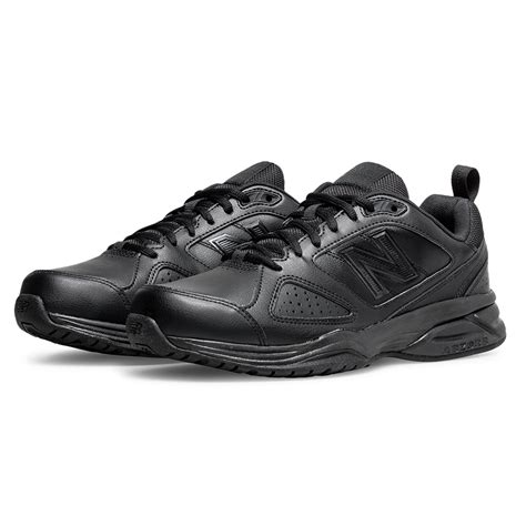 Jual New Balance All Black new balance mx624v4 cross shoes 4e width aw17 20 sportsshoes
