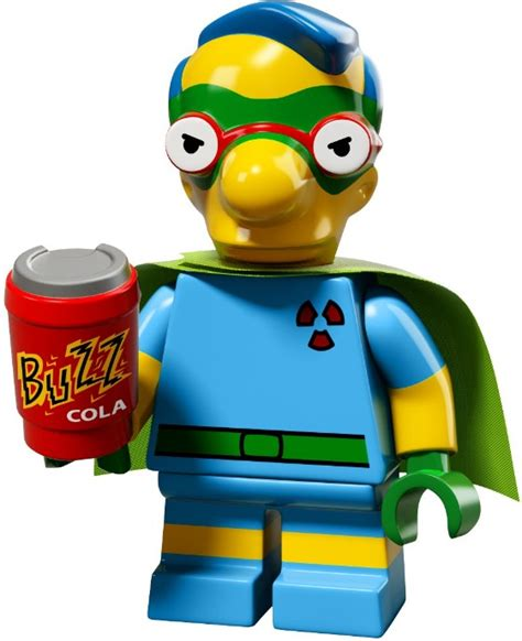 Lego Series Simpsons Millhouse lego simpsons series 2 milhouse