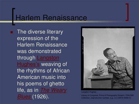 themes in literature of the harlem renaissance harlem renaissance groups station one