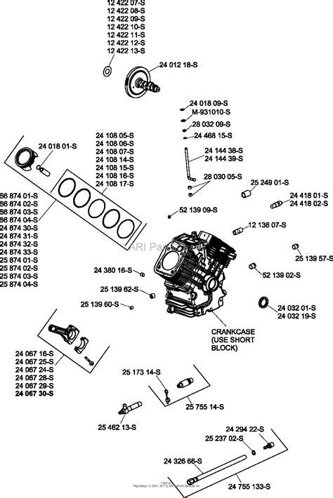 kohler command 17 5 engine wiring diagram kohler ignition