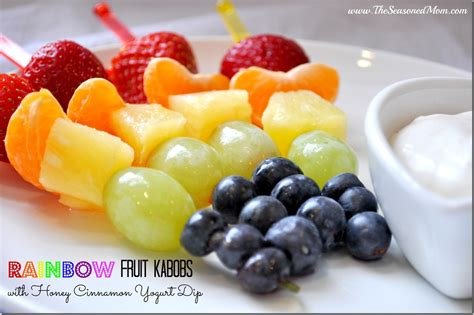 fruit kabobs mini fruit kabob