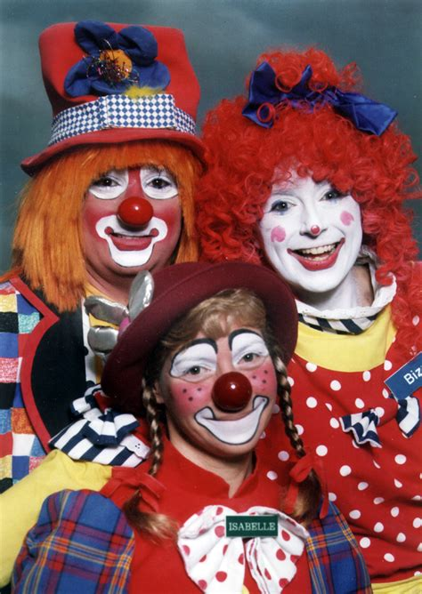 of a clown clown and magician services from magical and