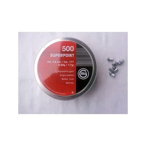 Rws Superpoint Rws Point 45mm diabolo 4 5mm geco superpoint 500kos nold