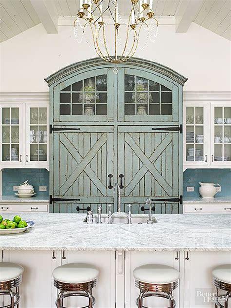 barn door style kitchen cabinets stylish ideas for kitchen cabinet doors patina paint
