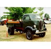 1940 Ford Truck 4x4 Coe Dump