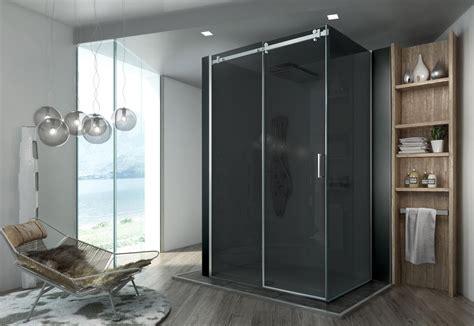 vetro doccia scorrevole porta doccia roller scorrevole 117 119 5 h200cm vetro