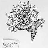 Hawaiian Sea Turtle Clipart | 960 x 960 jpeg 146kB