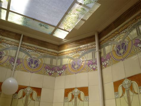 art nouveau bathroom art nouveau bathroom chinese pavilion brussels art nouveau