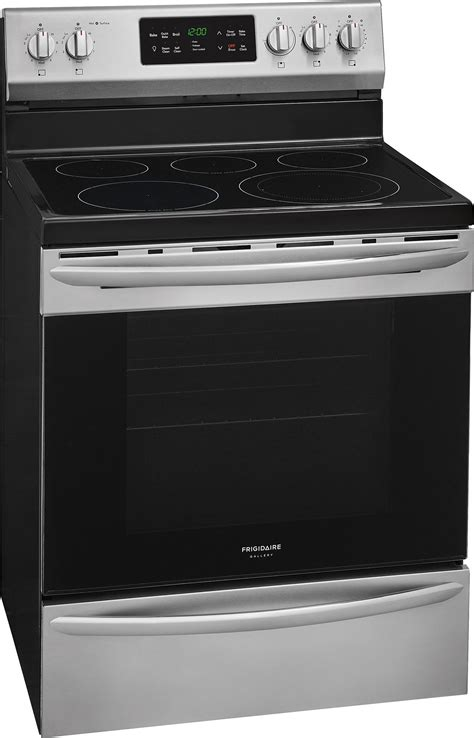 "FGEF3036TF | Frigidaire Gallery 30"" Freestanding Electric"