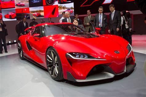 Toyota Tf1 News Automoto Salon De Detroit 2014 Toyota Ft 1