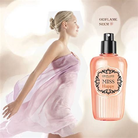 Parfum Miss Happy Oriflame oriflame miss happy fragrance mist 75ml baskets chang e 3 and link