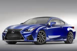 2015 Lexus Rcf Lexus Rc Fs Packing Turbo V8 Coming In 2017