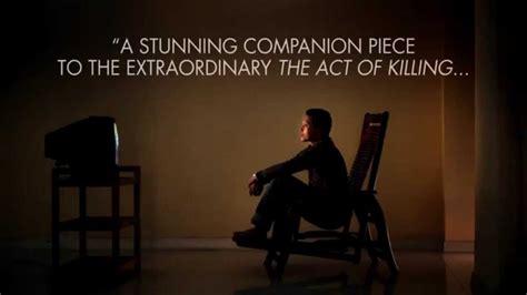 film dokumenter joshua oppenheimer teaser trailer film dokumenter the look of silence