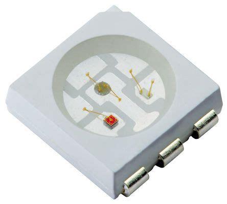 Jual Led Smd Rgb kaaf 5050rgbs 13 kingbright 470 525 625 nm 3 rgb led 6 pin 5050 smd package kingbright