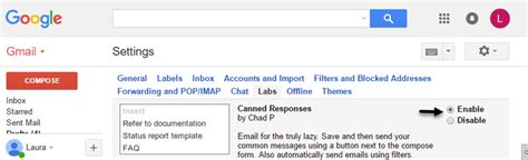 How To Create Email Templates In Gmail With Canned Responses Codeholder Net How To Make An Email Template In Gmail