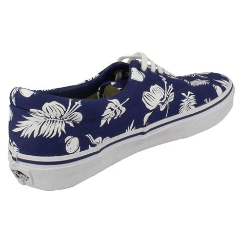 Mens Shoes Vans Of The Wall 4 unisex vans the wall casual shoes quot era w 3 cen quot ebay