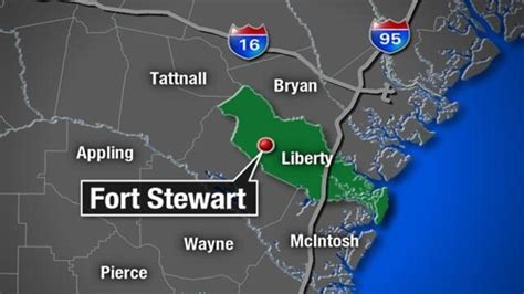 map of fort stewart fort stewart killed at hinesville apartment complex