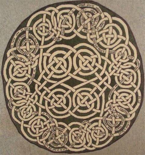celtic knot rug celtic knot style rug celtic and