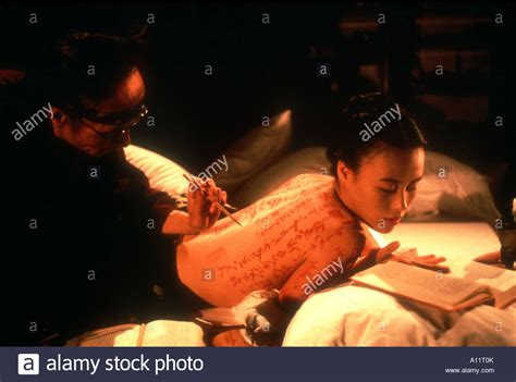 The Pillow Book - the pillow book year 1996 director greenaway