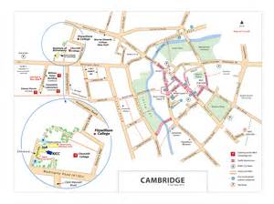 Cambridge England Map by Map High Redshifts