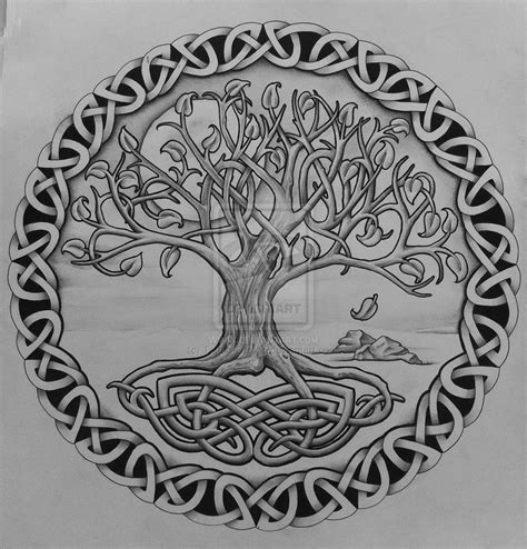 25 Best Ideas About Celtic Tree Of Life On Pinterest Celtic Tree Tattoos Designs 3