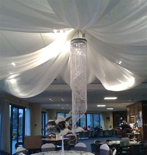 Ceiling Draping for Weddings   Ceiling Drapes   Wedding