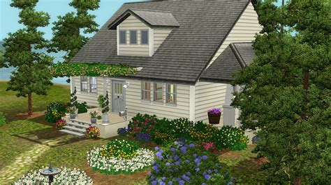mod the sims nick s cottage base game