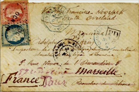 Lettre De Démission Cachet De La Poste Faisant Foi Histoire Postale De Tahiti Polyn 233 Sie Fran 231 Aise
