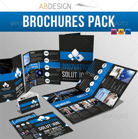 business cards and brochures templates 40 high quality brochure design templates web graphic