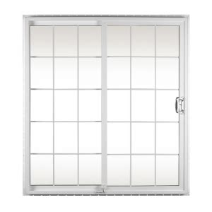 pro series sliding patio door craftwood products for