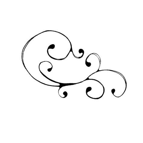 doodle swirl pattern swirl doodle a digital scrapbooking swirls doodles