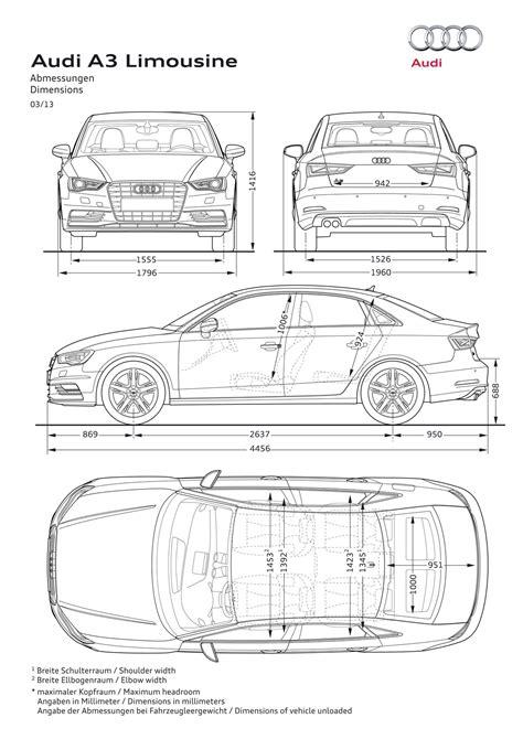 Audi A3 Dimensions 2014 audi a3 sedan 2014 cartype