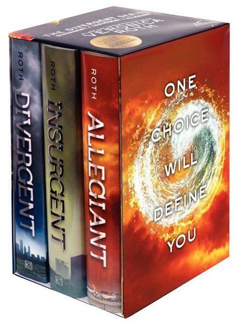 divergente divergent trilogy 8427201184 bol com divergent series complete box set boeken