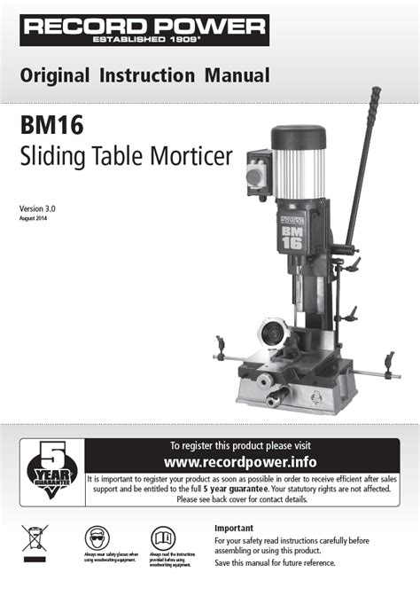 bench morticer with sliding table bm16 sliding table morticer
