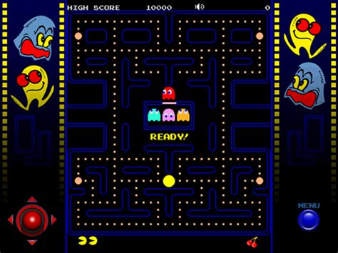 pacman anniversary namco announces their titles iphone